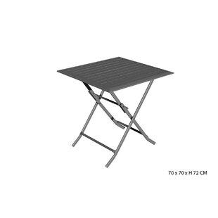 Belva Folding Bistro Table Image