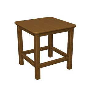 Reviews Adirondack Side Table By POLYWOOD®