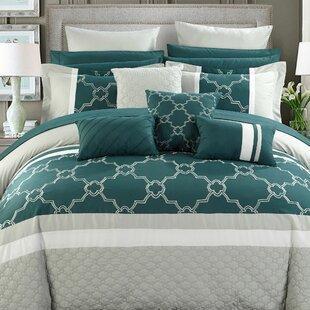 Chic Home Camilia 16 Piece Comforter Set