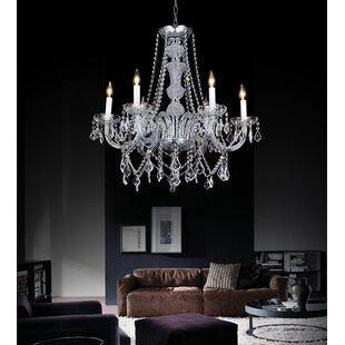 Astoria Grand Yigal 6-Light Chandelier