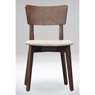 Baril Upholstered Dining Chair (Set of 2) George Oliver