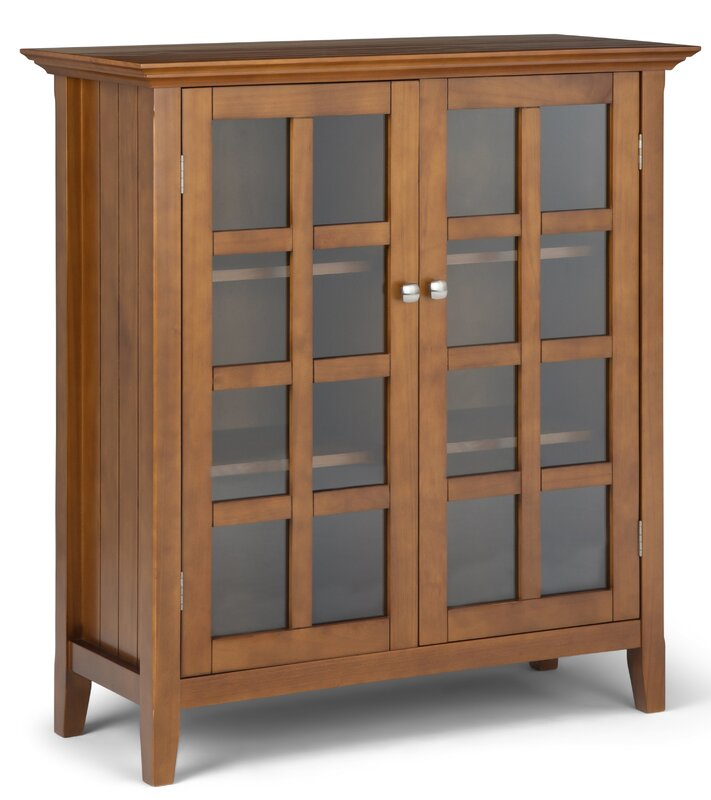Mayna 2 Door Accent Cabinet by Alcott Hill®