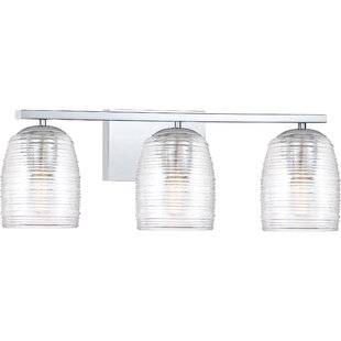 Price Check Zambrano 3-Light Vanity Light By Orren Ellis