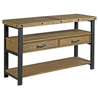 "Grovetown 48"" Console Table by Gracie Oaks SKU:BE946993 Shop"