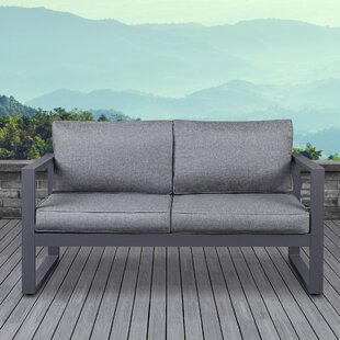 Real Flame Baltic Loveseat..