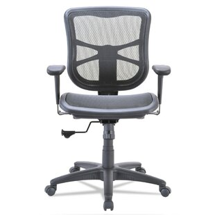 Buy clear Krajewski Mesh Task Chair by Latitude Run Reviews (2019) & Buyer's Guide