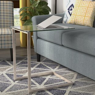Golding Modern End Table by Wr..