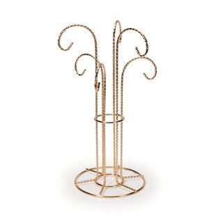 Brass Display Jewelry stand By House of Hampton