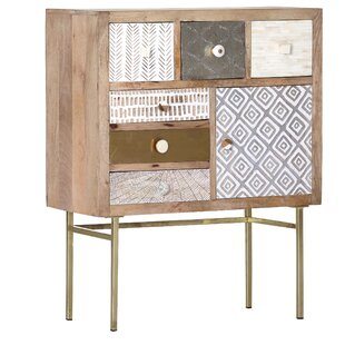 Suismon 6 Drawers Combi Chest By Bloomsbury Market