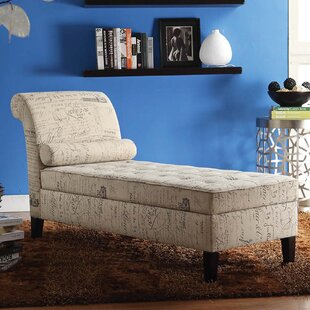 Ophelia & Co. Abdallah Chaise with Storage