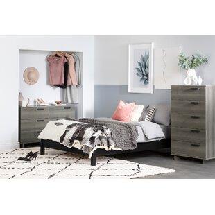 South Shore Cavalleri Platform Configurable Bedroom Set