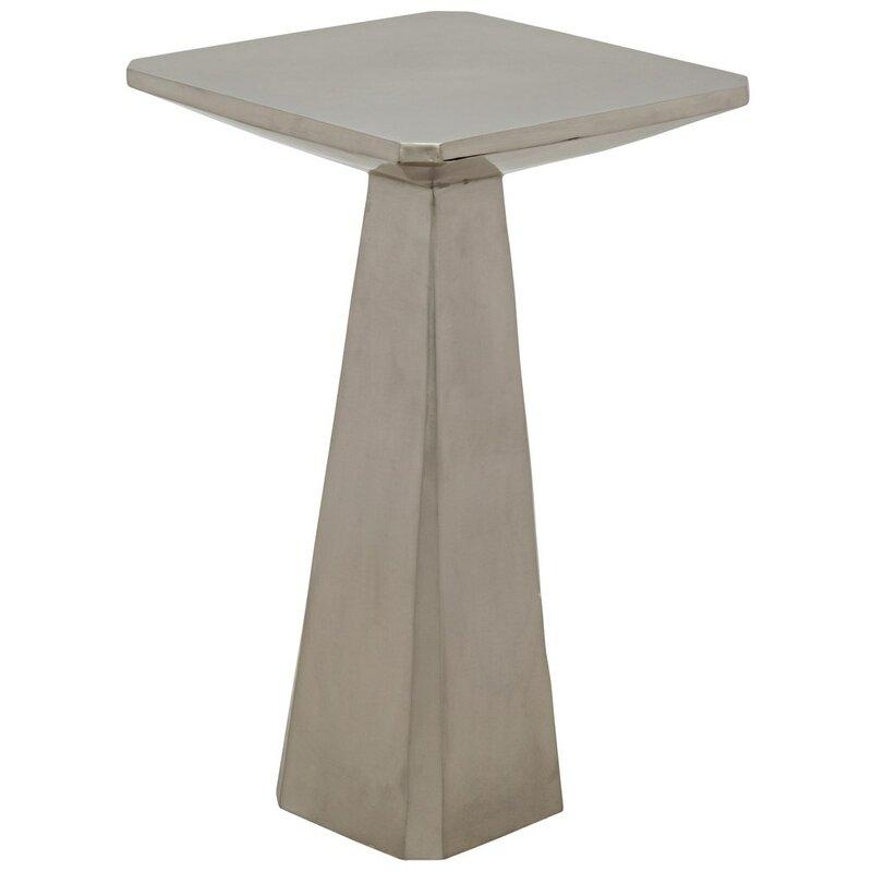 Noir Laura End Table Wayfair