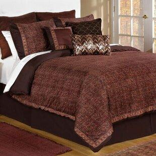 Spectrum Home Textiles Jade 4 Piece Comforter Set