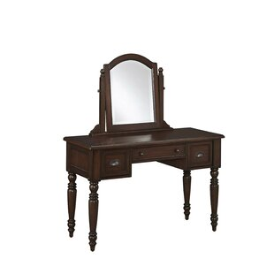 Pablo Vanity with Mirror by World Menagerie