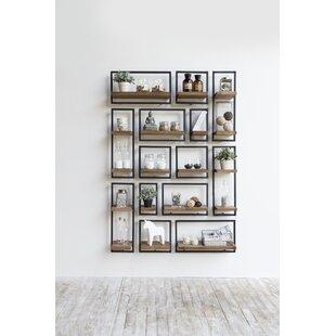 brand new 19630 af722 Small Metal Wall Shelf | Wayfair