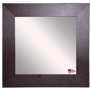 Waite Wide Wall Mirror By Ebern Designs