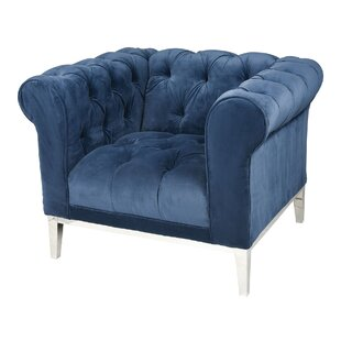 Fantina Chesterfield Chair by Willa Arlo Interiors