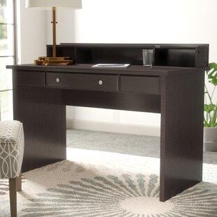 Coalton Writing Desk with Desktop Organizer by Andover Mills