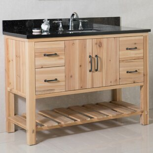48 inch  Single Bathroom Vanity Set