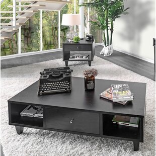 Compare prices Jeremy Modern Coffee Table by Wrought Studio Reviews (2019) & Buyer's Guide