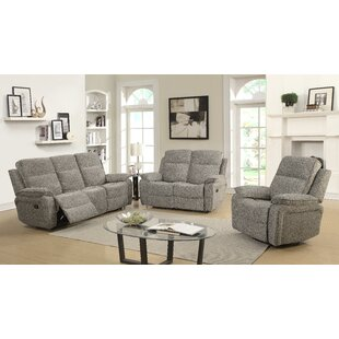 Best Reviews Russo Reclining Configurable Living Room Set by Charlton Home Reviews (2019) & Buyer's Guide