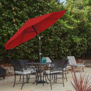 Brick Red Outdoor Umbrella Wayfair