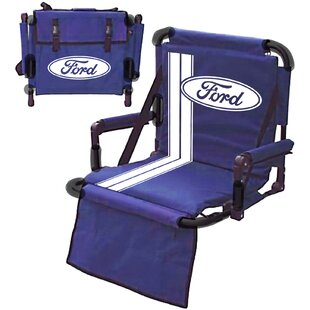Ford Folding Stadium Seat with Cushion