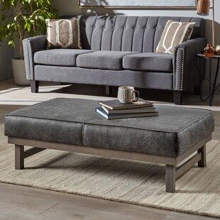 Cool Marquis Microfiber Cocktail Ottoman Evergreenethics Interior Chair Design Evergreenethicsorg