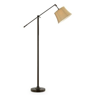 Inexpensive Telfair 65 Swing Arm Floor Lamp By Charlton Home