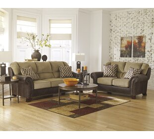 Meaghan Configurable Reclining Living Room Set