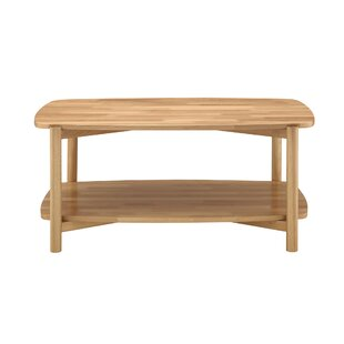 Jaimes Modern European Coffee Table by Winston Porter