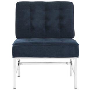 Brayden Studio Iseminger Slipper Chair