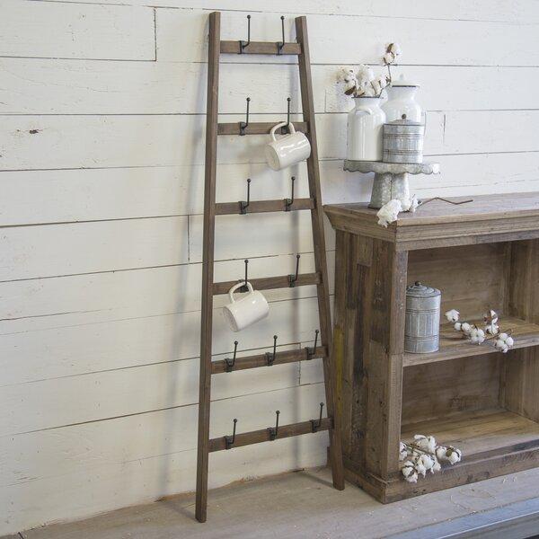 Wooden Display Ladder Wayfair Ca
