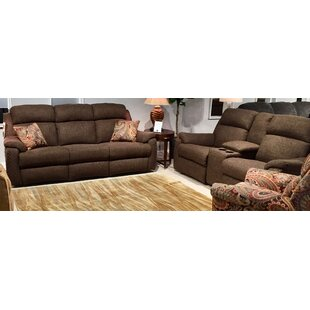 Blue Ribbon 2 Piece Reclining Living Room Set