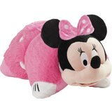 Disney Pink Minnie Mouse Plush Throw Pillow