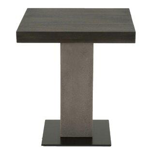 Emily Pedestal End Table
