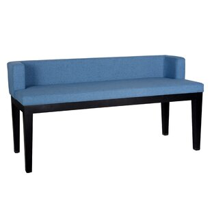 Upholstered Wood Bench by Porthos Home