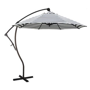 April 9' Cantilever Umbrella