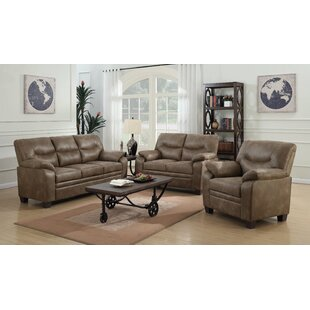 Ambrosius Standard Configurable Living Room Set by Red Barrel Studio