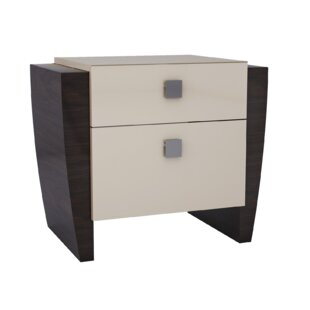 Hailee 2 Drawer Nightstand by Orren Ellis