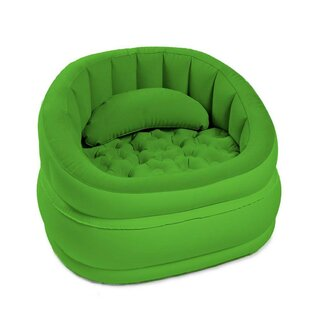 Cafe Inflatable Novelty Kids Chair by HearthSong