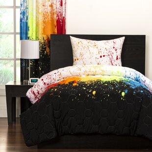 Crayola LLC Crayola Cosmic Burst Comforter Set