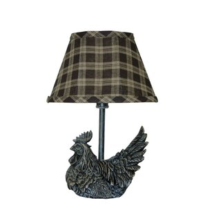 Shop For Mini Rooster 12 Table Lamp By AHS Lighting
