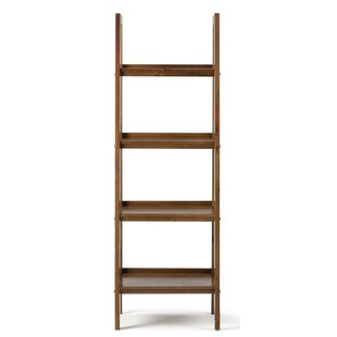 Simpli Home Sawhorse Ladder Bookcase