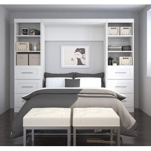 Storage Murphy Platform Bed