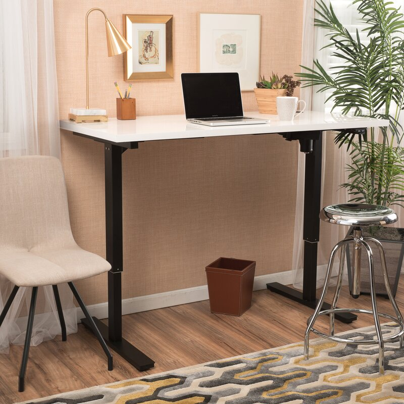 Benson Standing Desk With Manual Crank