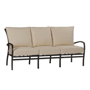 Summer Classics Aire Patio Sofa with Cushions