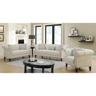 Giboro Configurable Living Room Set
