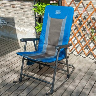 Folding Camping Chair by Timber Ridge