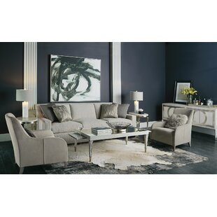 Domaine 3 Piece Coffee Table Set
